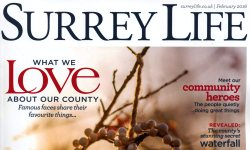 Private Investigator wins FSB Business of the Year Surrey Life Magazine